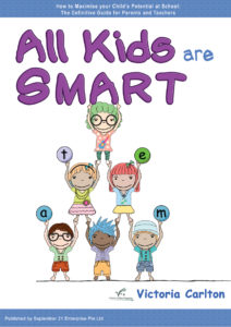AllKids are Smart Front Cover